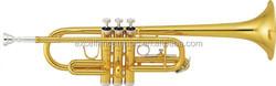 higher professional children C key trumpet from beijing excellene musical instruments