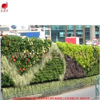Creative artificial wide freestanding indoor green grass garden inspired indoor and outside design ideas vertical wall garden