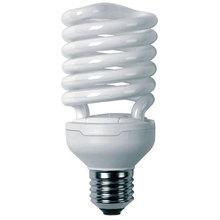 low price saving 80% energy excellent luminous high durability T2 E27 25w half spiral lamp/lighting