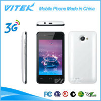 2014 Cheap Dual Core Android 3G Original Mobile Phone Made in China