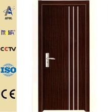 Zhejiang AFOL cheap wooden door flush door melamine door skin price