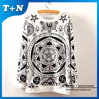 custom sportswear, printed sweater, custom sweater