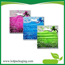 High quality Customized Printed satin gift bag
