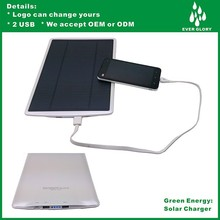 Solar Mobile Charger With High Quality For Smartphone