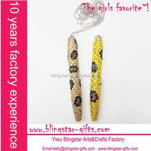 leopard decorative metal ballpoint pen