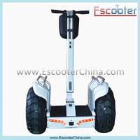 China promotion Balance Robot Walk Car,72V lithium battery self balancing electric chariot scooter