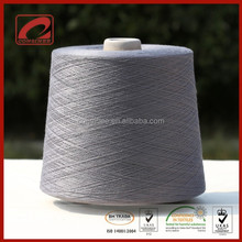New blended yarn of bamboo cotton for towels