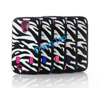 2013 New Zebra Style Combo Case for Samsung Galaxy S4 i9500
