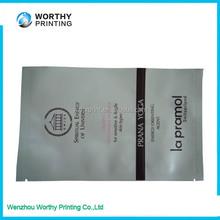 Mask heat sealing aluminium foil plastic bag