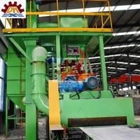 Shot Blasting Machine, Steel Plate Sandblasting Equipment CE/ISO9001