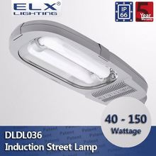 ELX Lighting induction street light hummingbird solar garden lights