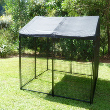 portable metal dog net fence netting guard trap cage