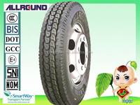 AR770 285/75R24.5 radial truck tyres for North American market