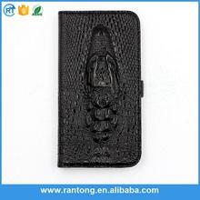 New designed elegant high quality crocodile pu leather for Samsung Galaxy s6 edge plus case