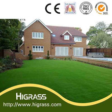 Ornaments Type and Plastic Material Artificial Grass Garden Ornaments