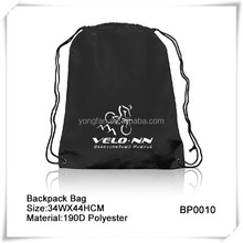 Crazy Price! Polyester Drawstring Bag,Promotion Polyester Bag,Nylon Drawstring Backpack