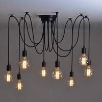 Hot selling E27 indoor large pendant lamp