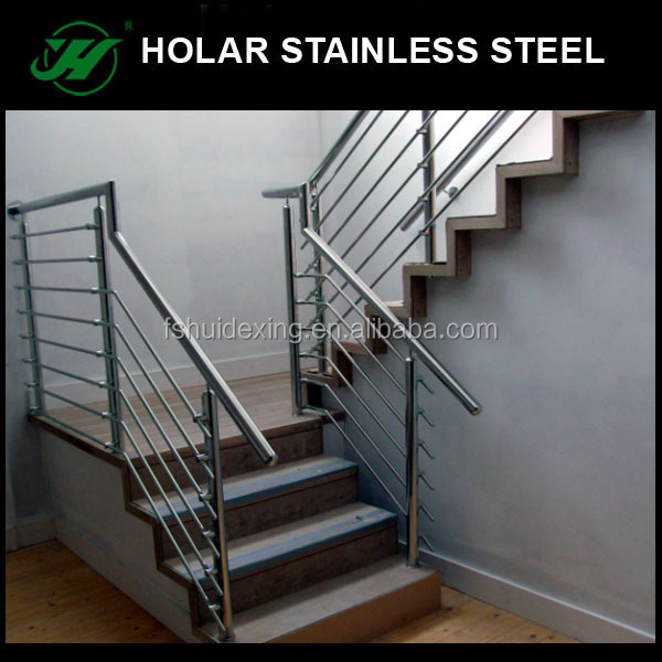 New Design Of Stainless Steel Railing,Design Modern Stair Railing ...