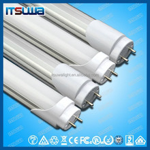 UL CE RoHs recognized dimmable led tubes lights t8 18W