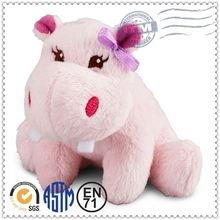 Stuffed Toy Factory Exquisitely Custom baby stuffed hippo