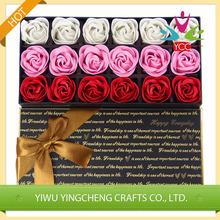 2015 venta caliente del precio bajo flor de loto jabón