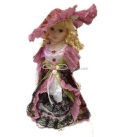 """High Quality Hot Selling Popular Mixed 6 Colours together Classic Doll 16"""""""