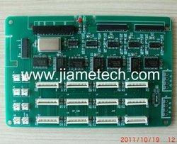 Xaar 128 Color Firing Board for JHF Vista Printer/ JHF VISTA 3308/ Vista 2508