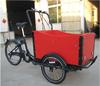 2015 hot sale electric three wheels motorcycle cargo bike