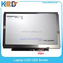 13.3 inch LED Display LP133WX2-TLD1 B133EW07 WXGA 40Pin