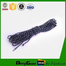 Factory manufacture custom diamond ship braided nylon rope for wholesale