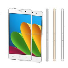 5inch special design with side sim card slots logo brand silk print custom android telefon mobil phone original