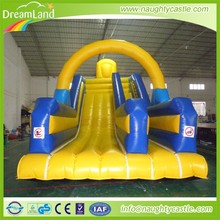 2015 Guangzhou OEM high quality cheap inflatable slide for sale