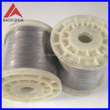 corrosion resisting pure nickle wire 99.98%