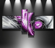 High quality pure hand-painted oil painting wholesale modern abstract art