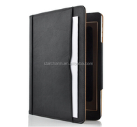 Standby Leather Case,Executuve Leather Case for ipad air2