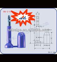 tamper resistant bolt seal BG-Z-013
