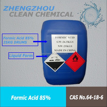 Textile industry 85% Formic Acid Producer