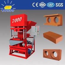 Eco 7000hydraulic concrete blocks