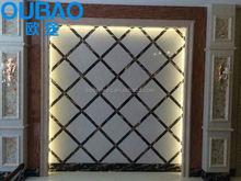 4'*8' pvc panel wall decorative concrete ceiling panel
