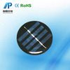 0.14W 2V 70MA poly solr panel with epoxy resin round solar panel