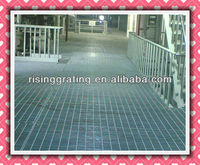 galvanized carbon steel ditch gratings cover