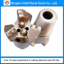 Diamond core drill bit for sandstone/any size and color supply diamond core drill bit