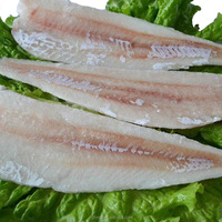 Frozen chinese food of cod fillet bulk package I.Q.F.