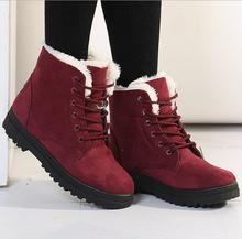 W91750A 2015 winter women boots cotton boots short ankle snow boots wholesale