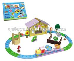 wooden track(New design , hot selling )
