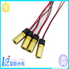 Low cost red 5mw laser module low power laser diode module