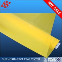 Low price hotsell spiral link polyester mesh belt