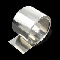 304 Stainless steel High precision thickness 0.010mm - 0.099mm , width 3.0 - 300mm