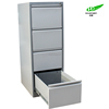 Wholesale Price Used 4 drawer Steel Filing Cabinet/Metal File Cabinet Locker/Filing Cabinet