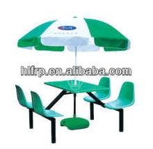 frp juegos de comedor con unbrella baratos